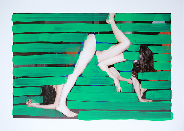 , 'Luxaflex,' 2017, Stevenson