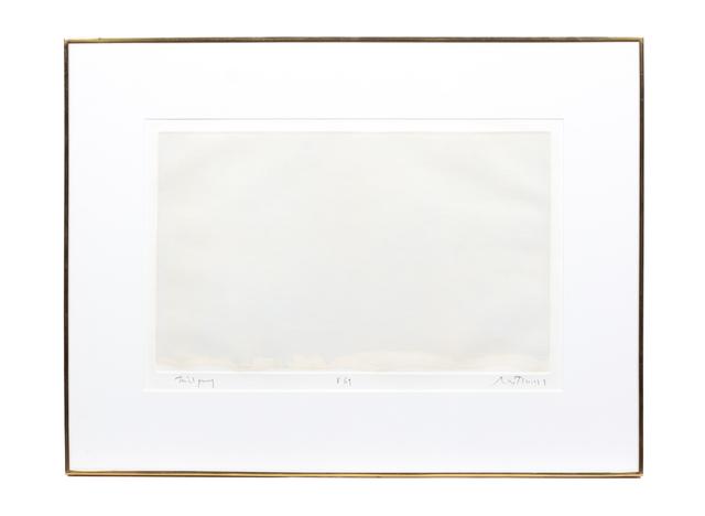 Robert Motherwell, 'To the Paintbrush from A la Pintura', c. 1968-72, Hindman