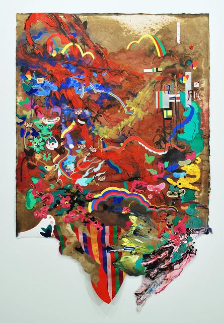 , 'Mac,' 2010, Mindy Solomon Gallery