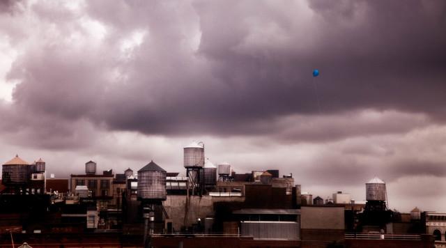 David Drebin, 'Balloons over NYC', 2010, CAMERA WORK