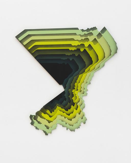 , 'Void_38,' 2016, Hashimoto Contemporary