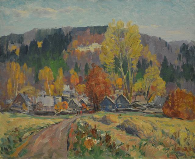 Vladimir Klimentevich Zhuk, 'Shiskin Forest', 1989, Surikov Foundation