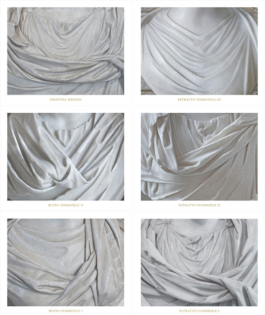 , 'Bust Typology (Female),' 2014, Anglim Gilbert Gallery
