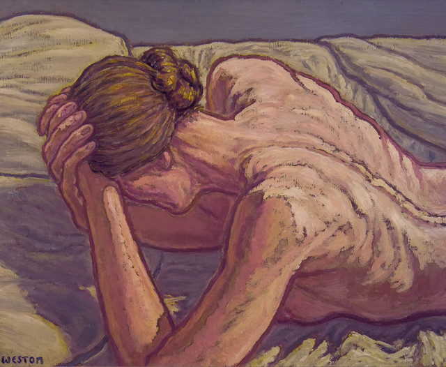 Harold Weston, 'Finlandia', 1940, Painting, Oil on canvas, Gerald Peters Gallery
