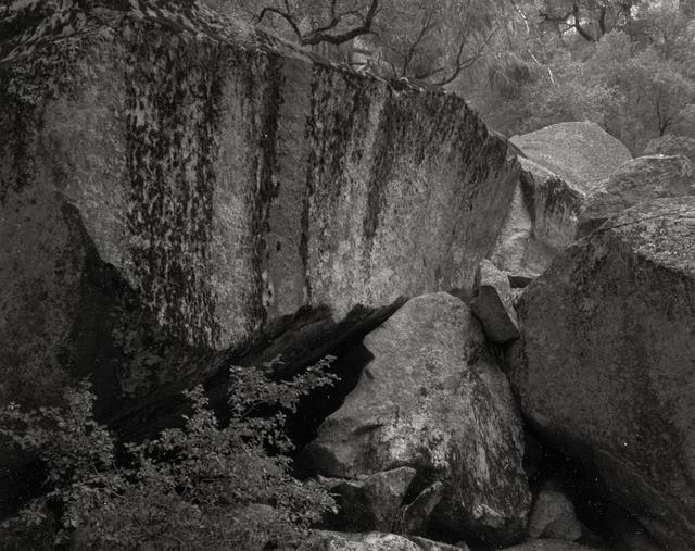 Ansel Adams, 'Fallen Rock, Yosemite', ca. 1962, Robert Klein Gallery