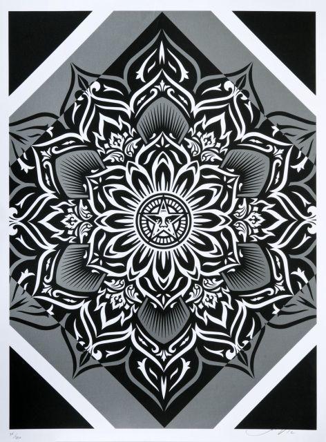 "Shepard Fairey, '""Peace Dove Black""', 2012, Ground Effect Gallery"