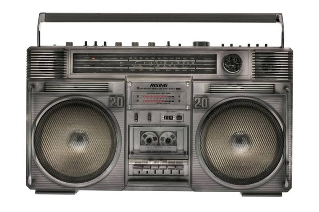 , 'Boombox 1,' 2015, Art Angels