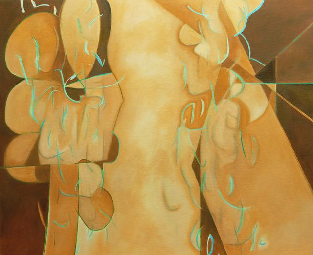 , 'Polite Conversation,' 2015, Walter Wickiser Gallery