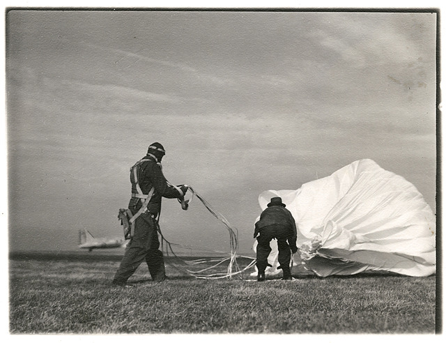 , 'Untitled #30 (Twenty Parachutes),' 1937, Wirtz Art