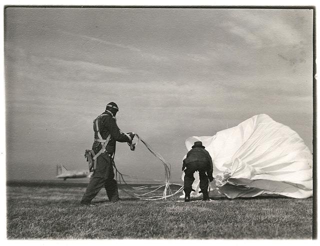 , 'Untitled #30 (Twenty Parachutes),' 1937, Wirtz Art