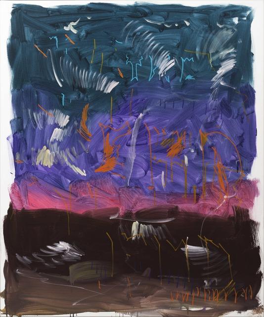 , 'Ohne Titel,' 2016, Galerie Jochen Hempel
