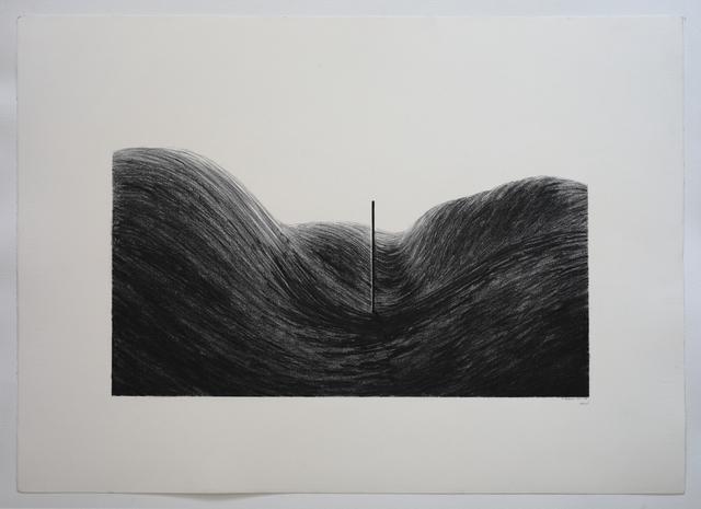 , 'Oblivion X,' 2017, Golsa