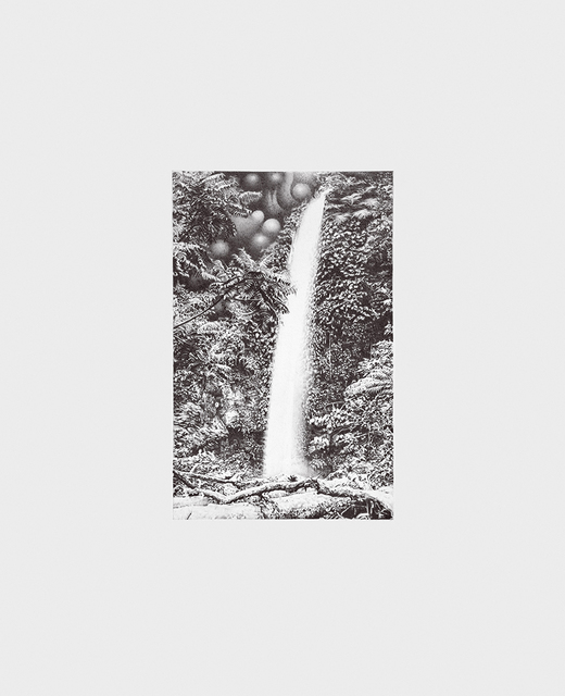 , 'Cascade (Los Banos Falls),,' 2017, bo.lee gallery