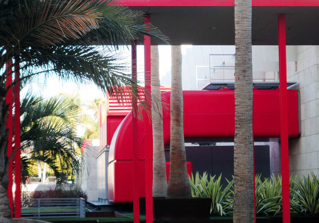, 'The Red File, Los Angeles #3 2013,' 2019, CMS Art Projects