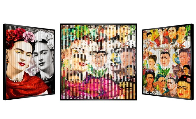 , 'Frida la Ilusionista,' 2018, Galerie Montmartre