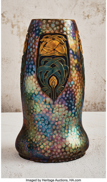 Unknown Artist, 'Floral Vase', 1902, Heritage Auctions
