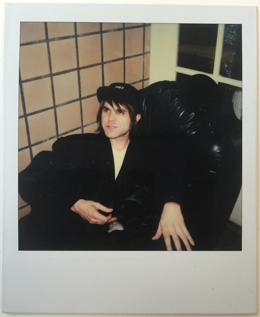 Andy Warhol, 'Andy Warhol - polaroid portrait of Stephen Sprouse at the factory', MultiplesInc Projects