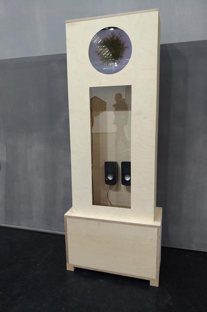 """, '""""Orbis Clock"""",' 2017, Meno parkas"""