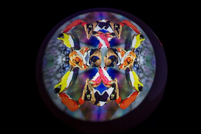 , 'Love Mandala,' 2018, C24 Gallery