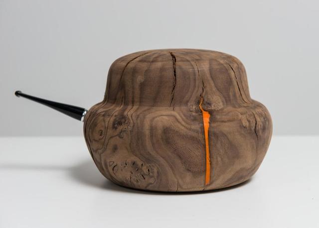 , 'Primitivo #4 Orange,' 2015, Galerie Antoine Ertaskiran