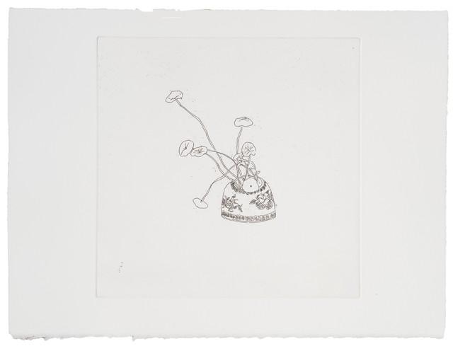 , 'Pennywort Herb,' 2013, Rén Space