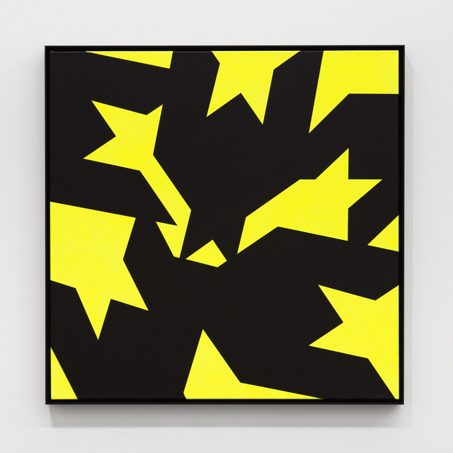 Douglas Coupland, 'Punk Tooth of Dog', 2020, Painting, Oil on canvas, Daniel Faria Gallery