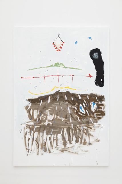 , 'Untitled,' 2013, dépendance