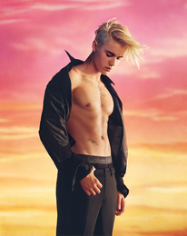 Justin Bieber Sunset