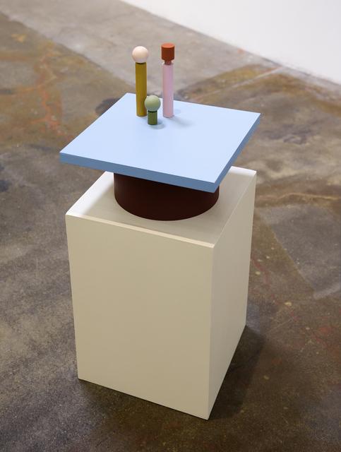 , 'Umbrellas I-III,' 2015, MAMA