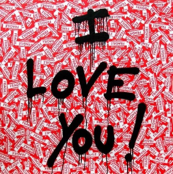 , 'I Love You!,' 2016, Contessa Gallery