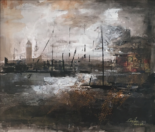 , 'River,' , Gallery Different