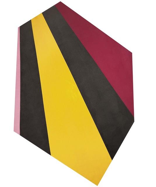 , 'SAILS PRIDE,' 1977, Museo de Arte Contemporáneo de Buenos Aires