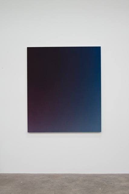 , 'Fade XVIII (Red Blue Violet),' 2014, Vigo Gallery