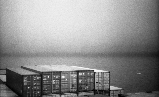 , 'Container at Sea 1,' 2014, K. Imperial Fine Art