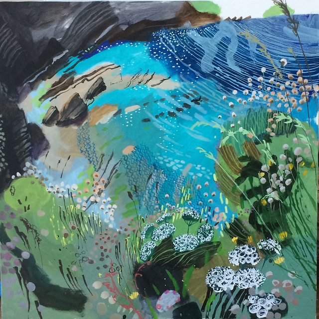 , 'Early Summer's Seas,' 2018, Hybrid Gallery