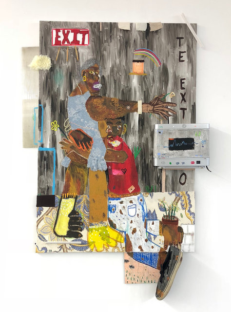 John Rivas, 'Te Extraño', 2019, LatchKey Gallery