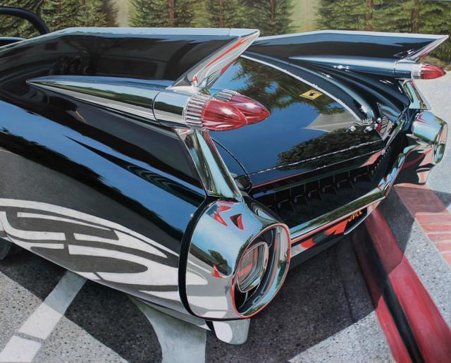 , 'Redwood Cadillac ,' 2016, Bernarducci Gallery