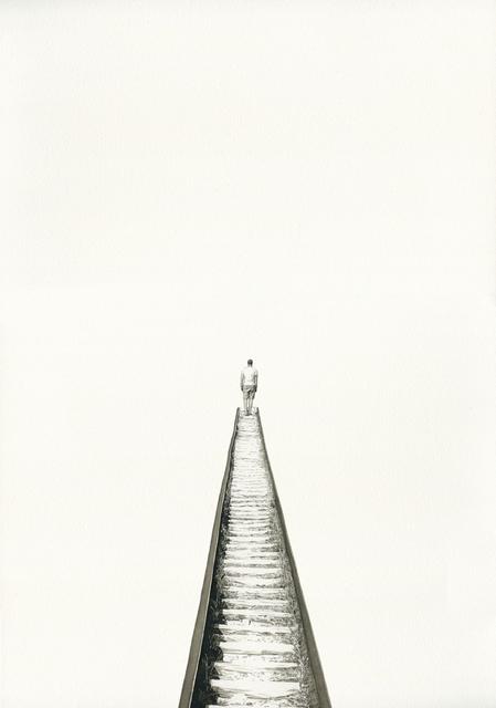 , 'Au bout du rail,' 2016, Edouard Malingue Gallery