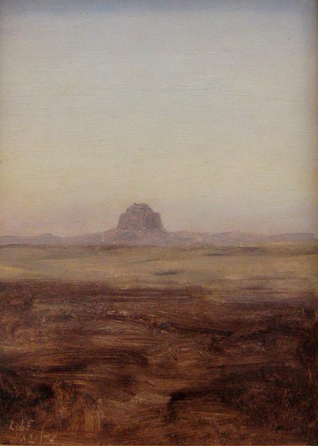 Lockwood de Forest, 'Looking Towards the Maidum Pyramid, Egypt (Dusk)', 1878, Edward Cella Art and Architecture