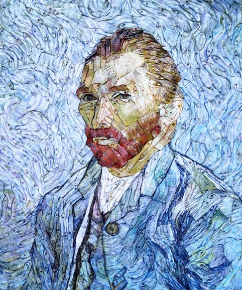 , 'Van Gogh,' 2017, Maddox Gallery