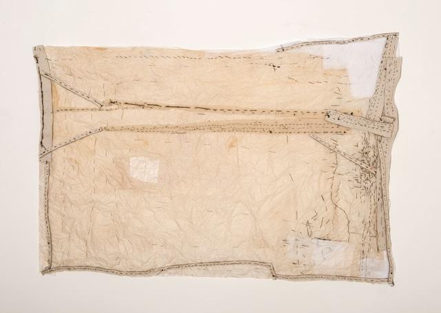, 'Blanket Drawing #4,' 2017, JAYJAY