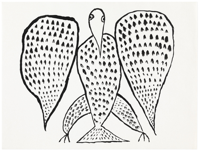 , 'Spotted Eagle,' undated, Gallery NAGA
