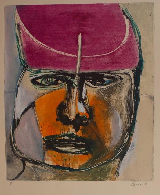 Harold Garde, 'Untitled', 1987, ArtSuite New York