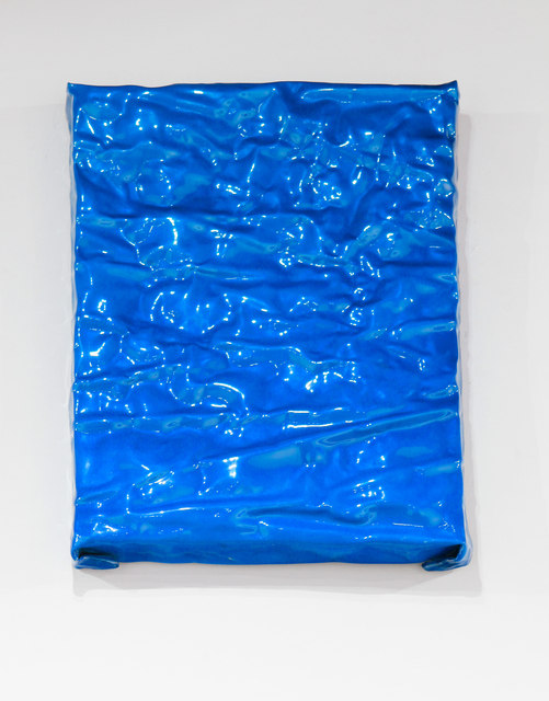 Tim Ebner, 'Untitled (blue) ', 2018, DENK Gallery