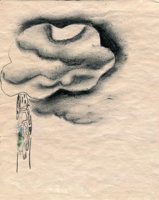 , 'Wolken,' 2019, Galerie Britta von Rettberg