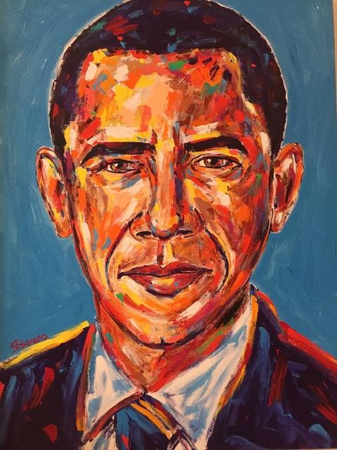 , 'Barack Obama ,' , Artist's Proof