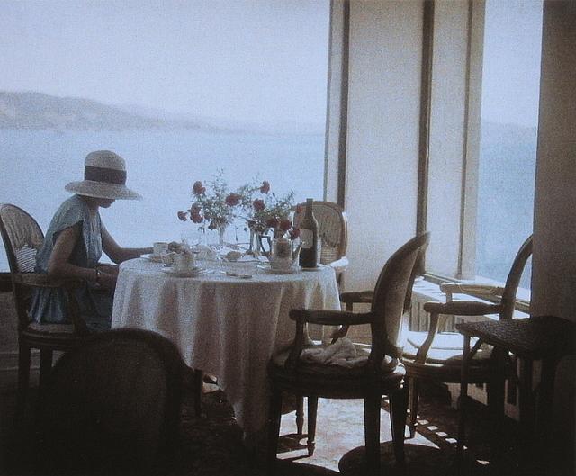 Jacques Henri Lartigue, 'Bibi at Eden Roc, Cap d'Antibes', 1920, Hyperion Press Ltd.
