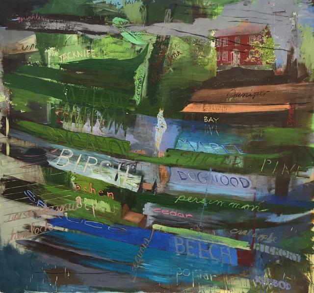 , 'Woods,' 2016, Berggruen Gallery