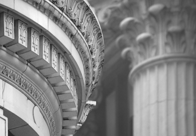 , 'Conway Building Detail,' , Chicago Art Source