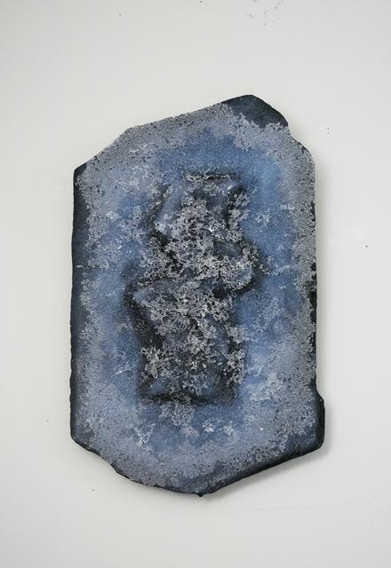 Tomoko Abe, 'Blue Tire', 2018, Sculpture, Glass, SHIM Art Network